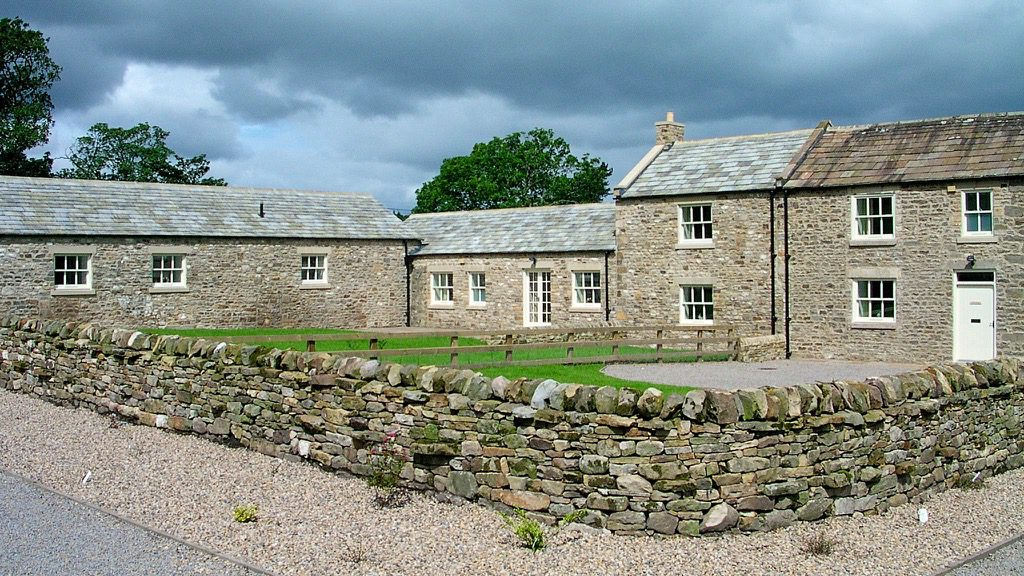Farm building conversion change of use to cottages
