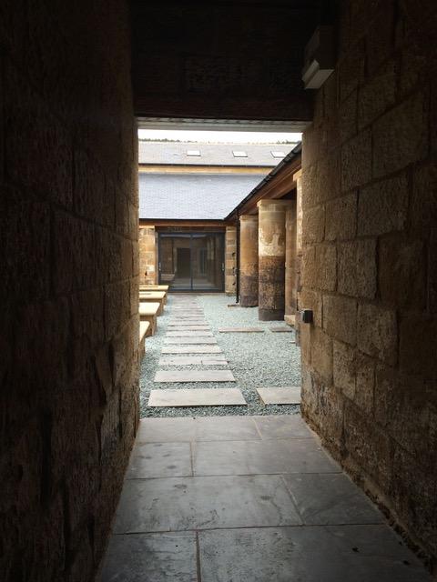 A Hidden Courtyard